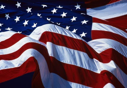 Stars and stripes: Retailers that sell American flags and other pieces of Americana see a big uptick in business on July 4th.