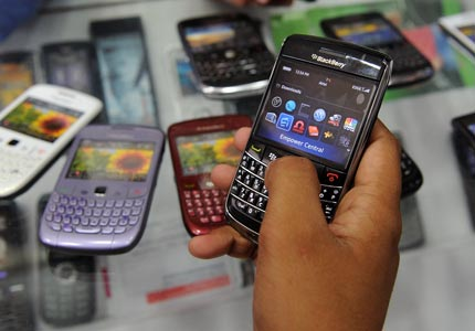There's an app for that: A look at the best BlackBerry apps.