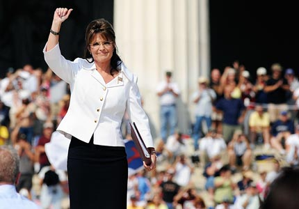Palin power: Love her or hate her, former vice presidential candidate Sarah Palin has become a force in politics -- and business.