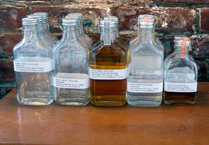 Whiskey rebellion: Kings County Distillery is one of several upstart whiskeymakers across the