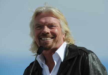 Citizen of the world: The winner of the Startup Open during Global Entrepreneurship Week will win a trip to Richard Branson's Necker Island.