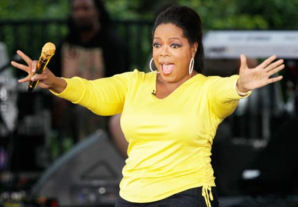 Playing favorites: As part of her final season, Oprah Winfrey has unveiled her list of