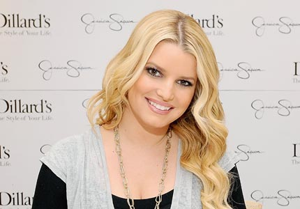 Blonde ambition: Jessica Simpson's fashion label is expected to bring in $750 million in revenue this year.