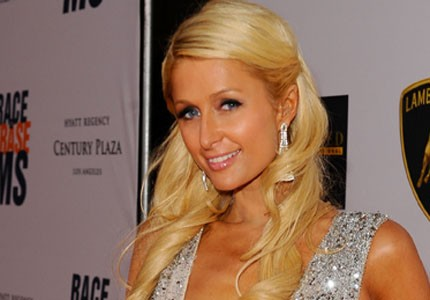 Need for speed: Paris Hilton has signed on as a co-owner of a motorcycle racing team.