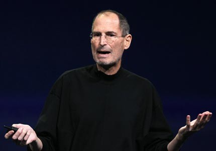 What, me worry? Even Apple's Steve Jobs makes mistakes.