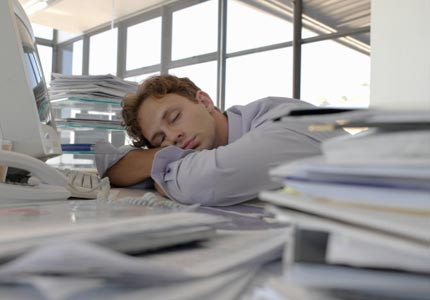 Survey Says: Employees Spend Half Their Days Doing Nothing - AOL ...