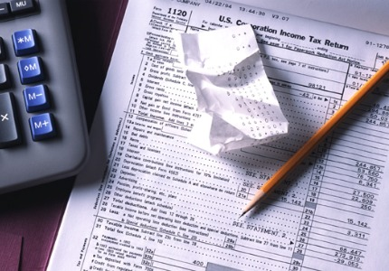 Have you filed yet? Filing your own taxes can save a lot of money -- especially for small businesses.