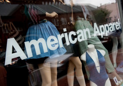 Plagued by financial and legal woes, American Apparel is on the verge of filing for bankruptcy.