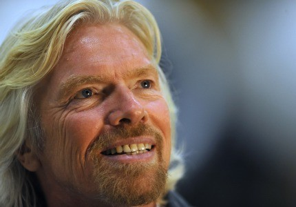 Richard Branson continues to conquer space and sea exploration.
