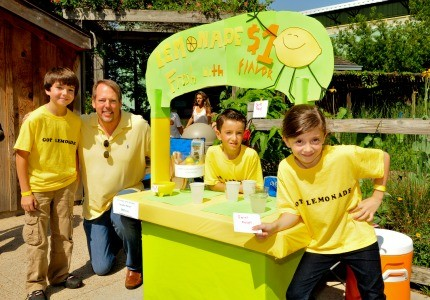 The fifth-annual Lemonade Day celebrates a new generation of entrepreneurs.