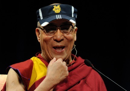 Hello Dalai: As the Dalai Lama preaches, positivity is key to success in business and life.