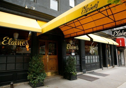 Elaine's, a historic New York restaurant, will close on May 26.