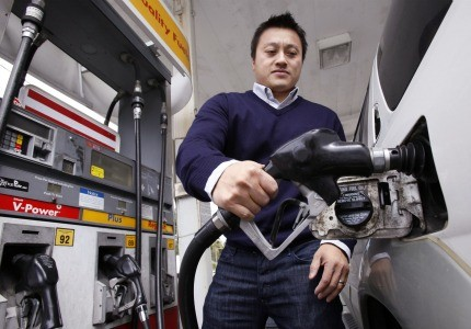 Who are the small-business winners and losers when it comes to high gas prices?