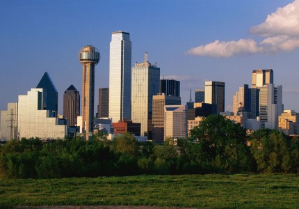 Texas topped the list of best states for doing business.