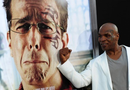 TKO: An attempt by Mike Tyson's tattoo artist to block the release of The Hangover PartII fell short, but a federal district court judge will allow his case to move forward.