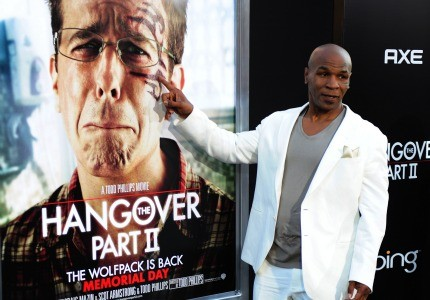 Mike Tyson's tattoo artist and Warner Bros. settle their Hangover 2 lawsuit