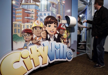 Zynga, maker of the popular FarmVille and CityVille games, files for $1 billion IPO.