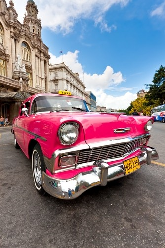 cuba car for male (M) and female