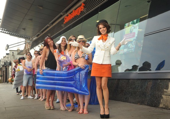Easyjet holidays takes off