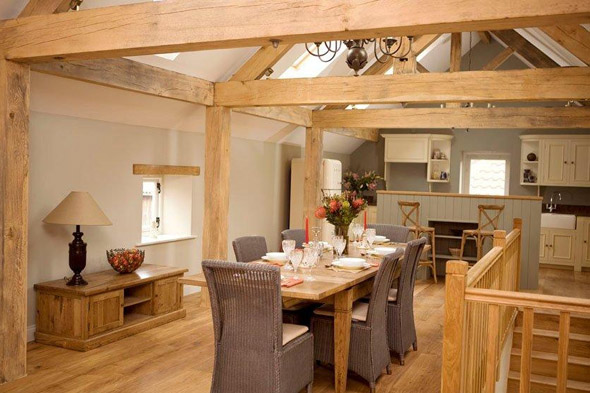 England's best self-catering holiday