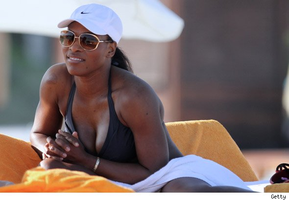 Serena Williams in Miami