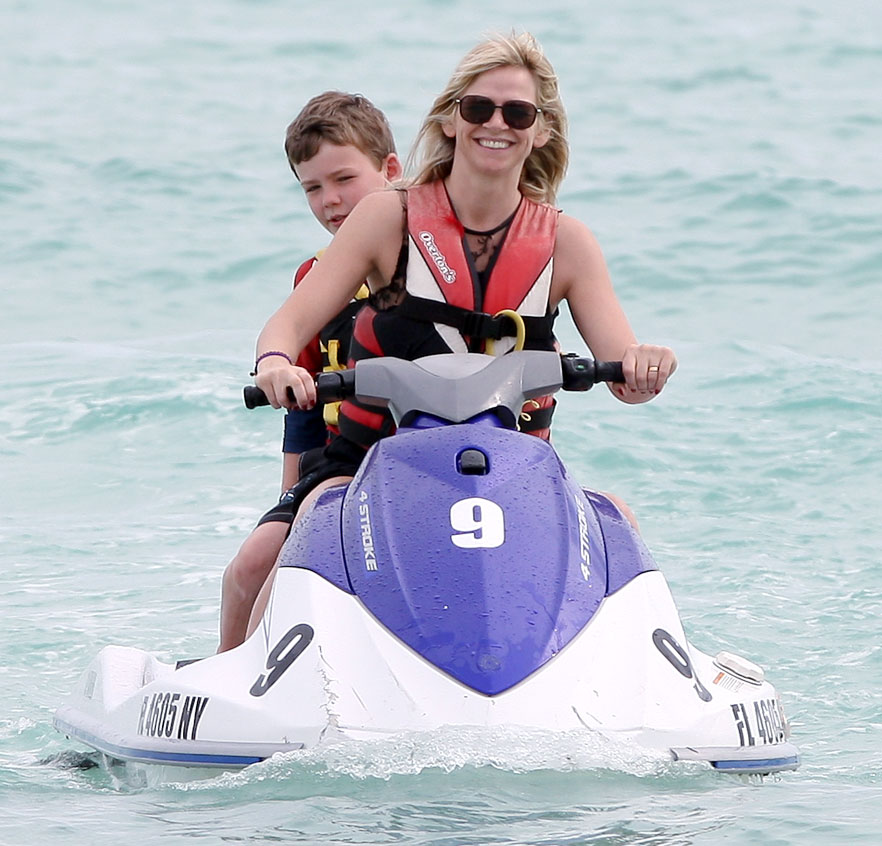 Zoe Ball in Miami