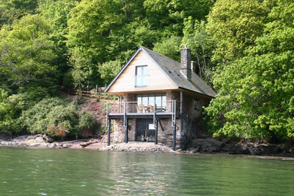 The Boathouse, Stoke Gabriel, Devon