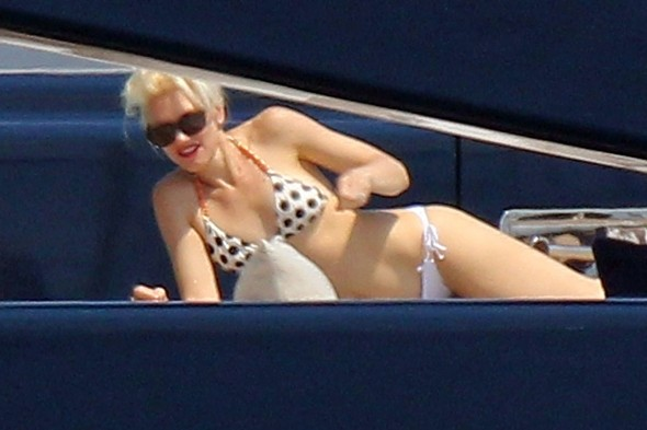 Gwen Stefani in Cannes
