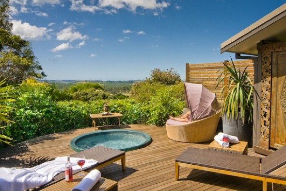 Olivia Newton John's Gaia Retreat & Spa, Brooklet, Australia