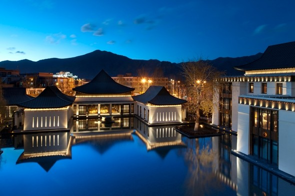 The St Regis Lhasa Resort, Tibet