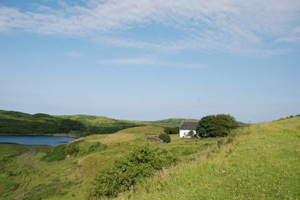 Torsa House and Island, nr Oban, Scotland