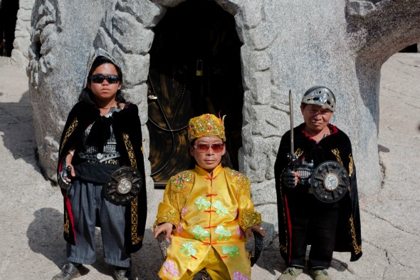 Dwarf Empire, Kunming, China