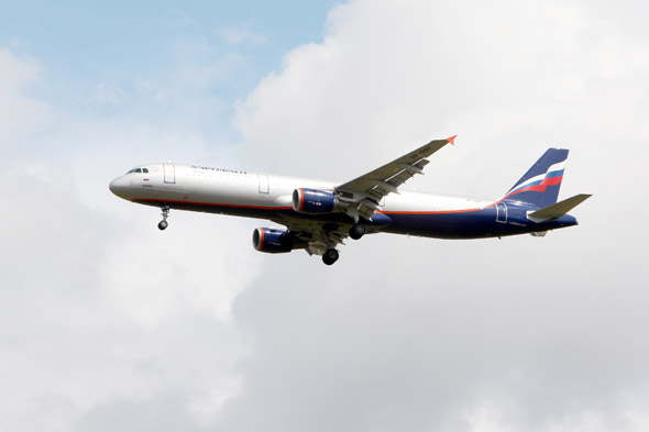 No 4 Aeroflot