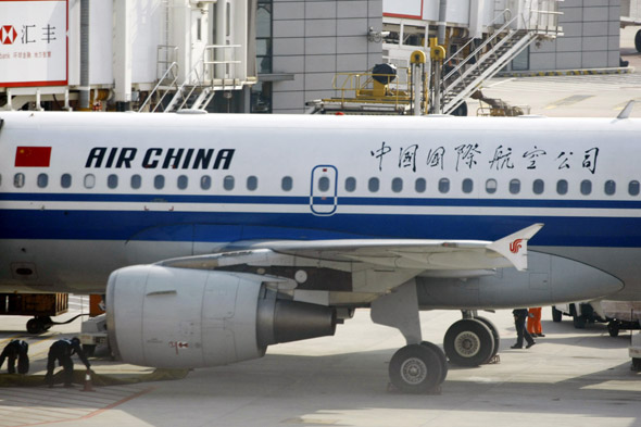 No 8 Air China