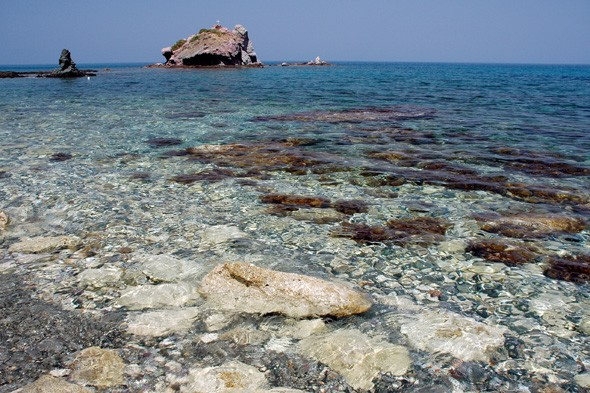 Akamas Bay, Cyprus