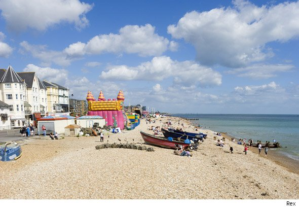 And The Sunniest Place In Britain Is Aol Uk
