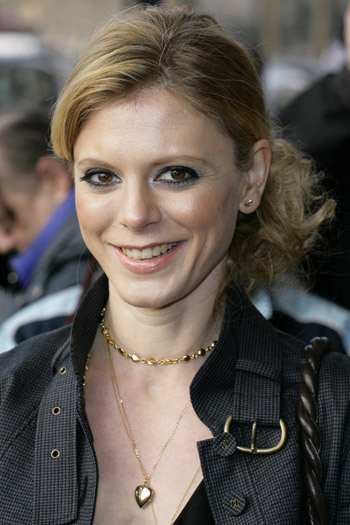 Emilia Fox strip searched and arrested in Moscow