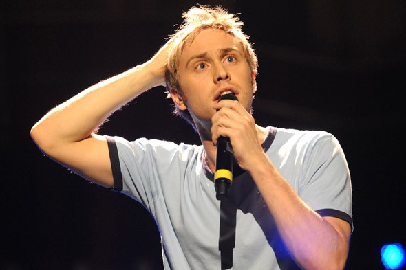 Russell Howard spooked by werewolves in Lanzarote