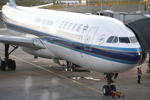 No 6 China Southern Airlines