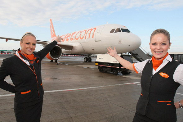 No 3 easyJet