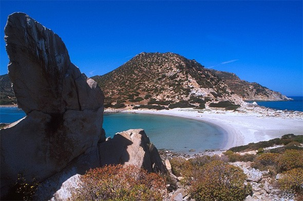Punta Molentis, Sardinia