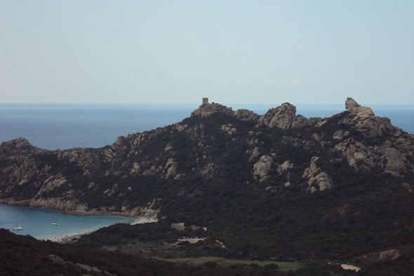 Roccapina, Corsica