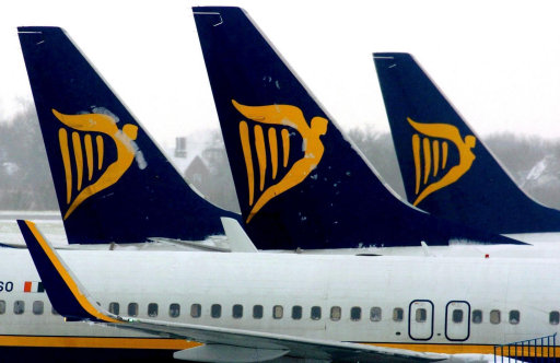 And the winner is.... No 1 Ryanair