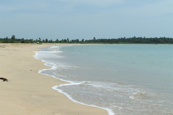 Pasikudah, Sri Lanka