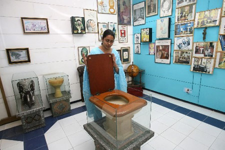 The Museum of Toilets, New Delhi