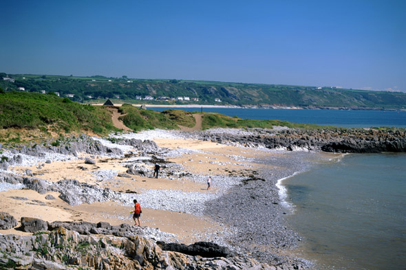 Port Eynon, Gower Peninsula