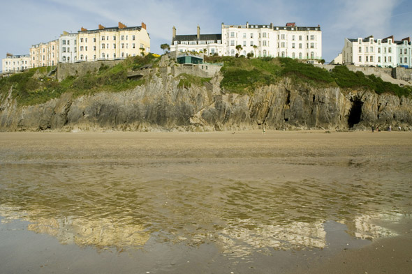 Tenby, Wales