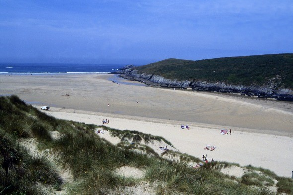 Crantock Beac
