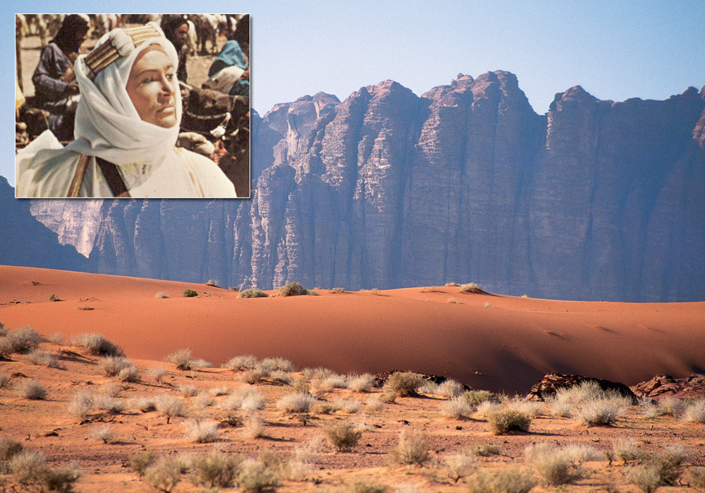 &lt;b&gt;Wadi Rum, Jordan&lt;/b&gt;