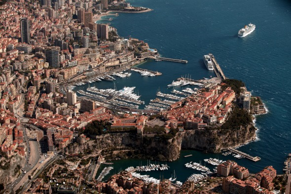 &lt;b&gt;Monaco&lt;/b&gt;